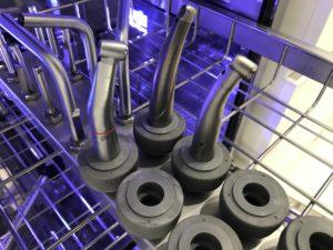 歯科用洗浄機、ウォッシャーディスインフェクター、感染制御
