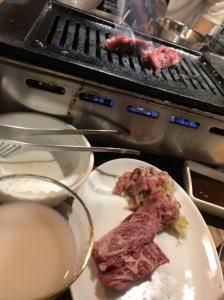 ラバーダム防湿,セミナー,焼肉