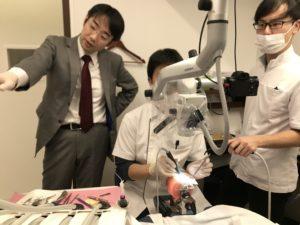 根管治療,歯内療法,歯の根の治療,マイクロスコープ,マイクロエンド