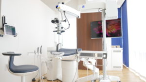 半個室、マイクロスコープ、カールツァイス、歯科
